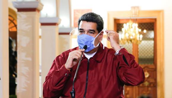 Nicolás Maduro ha puesto en cuarentena a toda Venezuela para neutralizar el avance del coronavirus. (EFE).