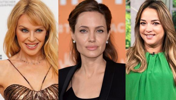 Son muchas las famosas que han luchado contra el cáncer de mama y han logrado sobrevivir para llevar un mensaje a todas las mujeres (Foto: AFP/ Instragram)