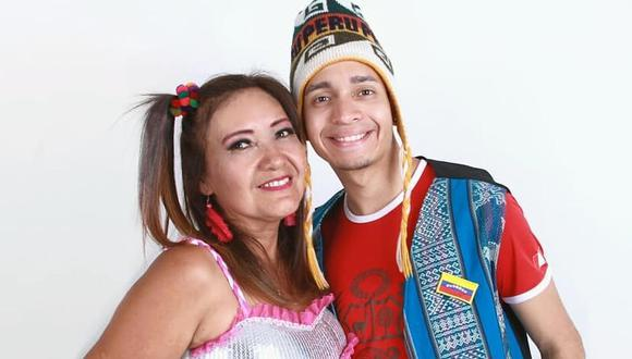 Flor de Huaraz reconoce que Junior Marcano no es su pareja. (Foto: Instagram)
