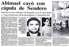"""Editorial: """"Golpe a la barbarie"""", la opinión de El Comercio al día siguiente de la captura de Abimael Guzmán"""