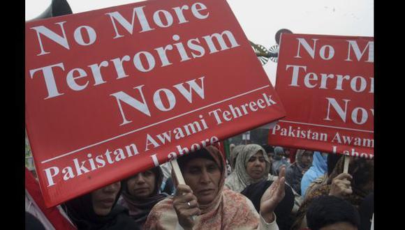 Pakistán empieza a ejecutar a los condenados por terrorismo
