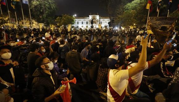 Varios grupos promueven, a través de Facebook y Twitter, movilizaciones en contra de la cuarenta obligatoria que va desde el 31 de enero hasta el 14 de febrero. (Imagen referencial/Hugo Pérez / @photo.gec)