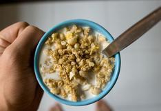 Desayuno escolar: opciones y tips para el inicio de clases