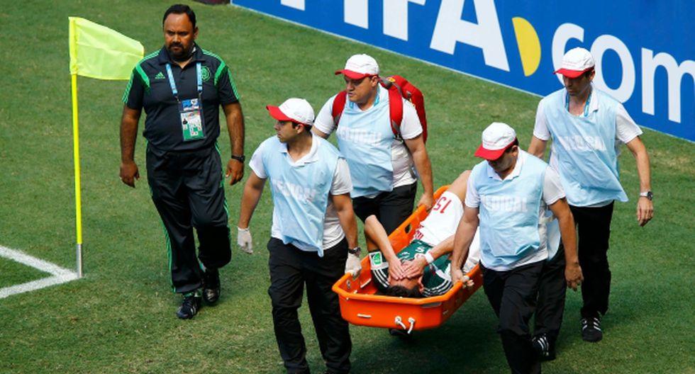 Holanda vs. México: el claro penal que no le cobraron a Robben - 5