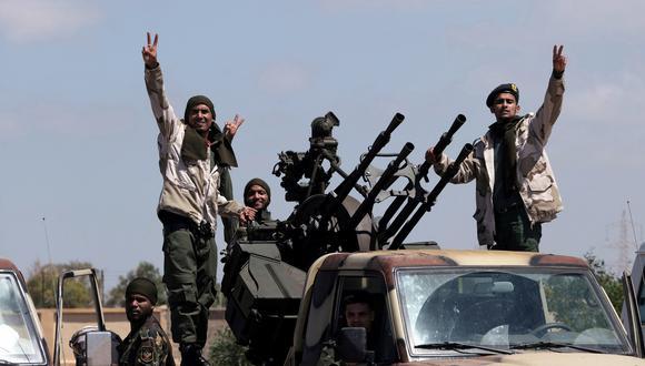 Por qué Libia está a punto de una guerra abierta. Foto: Reuters