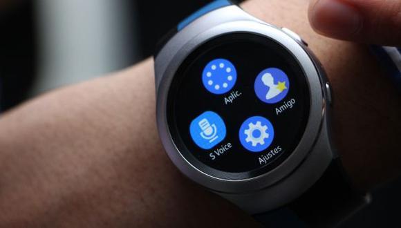 El reloj inteligente Gear S2 de Samsung llega a Perú
