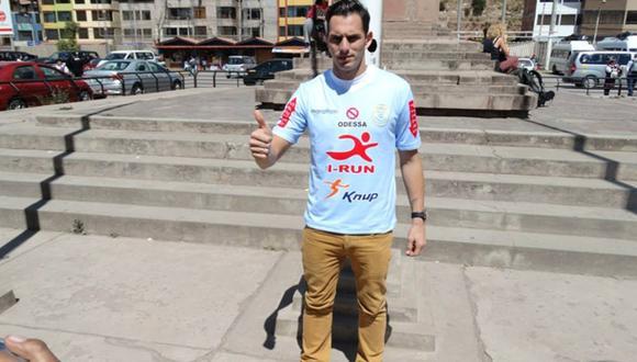 José Carlos Fernández es el nuevo delantero del Real Garcilaso