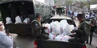 Coronavirus: Honduras distribuye alimentos a millones de personas recluidas por Covid-19
