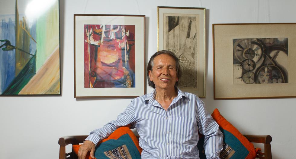 Teófilo Altamirano Rúa tiene una maestría por la Universidad de Manchester y es doctor por la Universidad de Durham. Esta foto es del 2017, cuando recibió un homenaje de la Organización Internacional para las Migraciones. (VICTOR ZEA/El Comercio)
