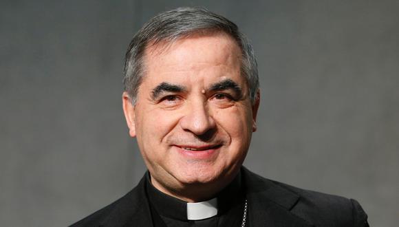Giovanni Angelo Becciu, exlíder de la Secretaría de Estado del Vaticano (Difusión)