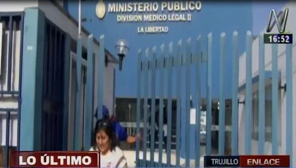 Trujillo: detenido por robo huyó de Instituto de Medicina Legal