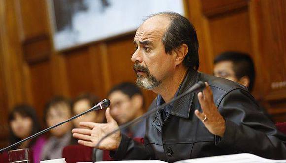 """Mauricio Mulder: """"El humalismo protegerá a Heriberto Benítez"""""""