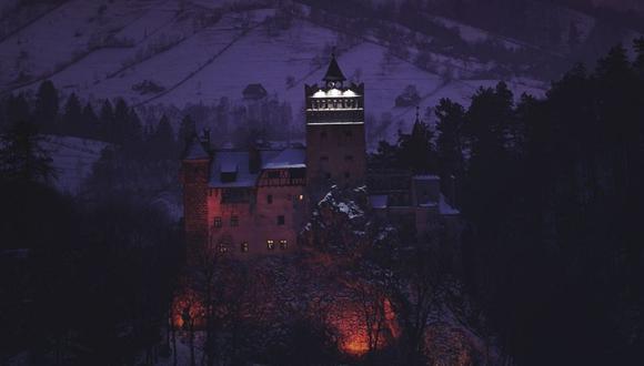Castillo de Bran. (Foto: Difusión)