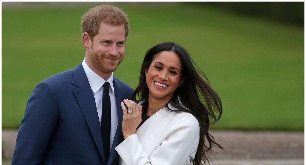 Príncipe Harry y Meghan Markle renunciaron a sus títulos nobiliarios, sin embargo, recién el 31 de marzo dejarán de formar parte de la realeza británica. (Foto: AFP)