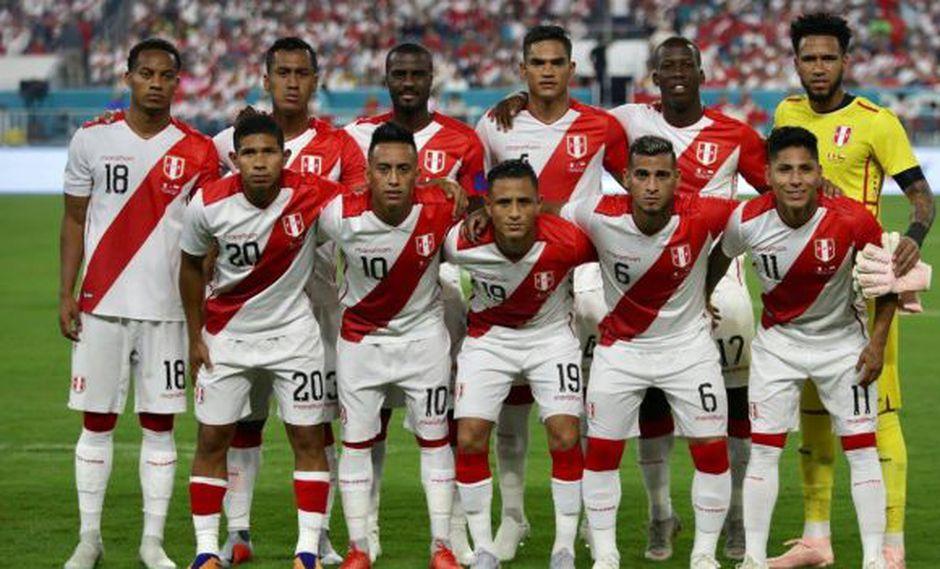 La selección peruana jugará ante Paraguay y El Salvador en la fecha FIFA de marzo. (Foto: @SeleccionPeru)