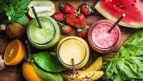 Los zumos facilitan el proceso de asimilación. (Foto referencial: Shutterstock)
