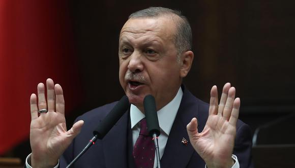 """Turquía, heredera político del Imperio otomano, rechaza rotundamente el uso de la palabra """"genocidio"""". (Foto: AFP)"""