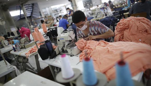 Produce espera reactivar el sector textil y confecciones. (Foto: Anthony Niño de Guzmán / GEC)