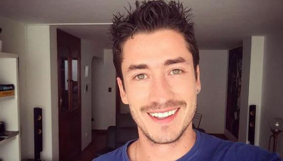 """El actor interpretó a Hernán Darío en """"Sin senos sí hay paraíso"""" y Joaquín Calle en """"Las hermanitas"""" Calle (Foto: Juan Pablo Urrego / Instagram)"""