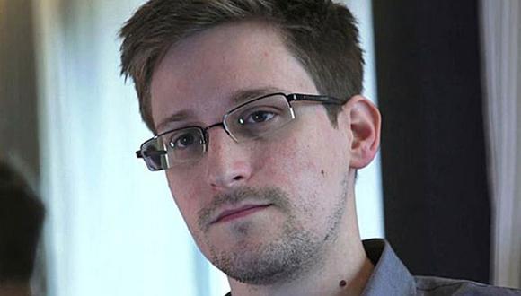 El exagente de la Agencia Nacional de Seguridad (NSA) y ex analista de la CIA,Edward Snowden.(Foto: EFE)