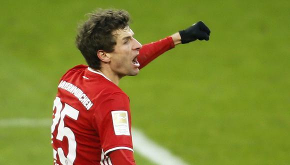 El comunicado oficial sobre el caso de Thomas Müller en la previa del Tigres-Bayern. (Foto: Reuters)