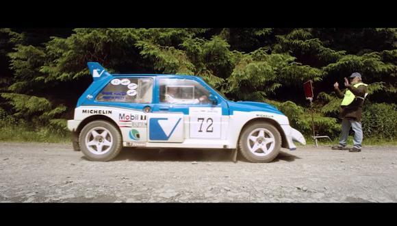 Grupo B, la película de la era dorada del Mundial de Rally