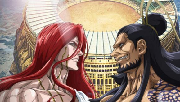 """Shūmatsu no Valkyrie: Record of Ragnarok"" es el nombre original del manga que ha sido adaptado al anime (Foto: Netflix)"