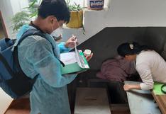 Ica: brigada antidengue visita viviendas para eliminar criaderos de zancudos