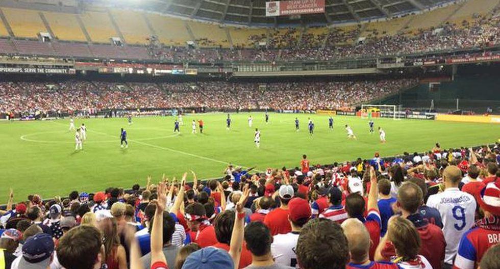 Perú vs. Estados Unidos: mira las imágenes del partido (FOTOS) - 5