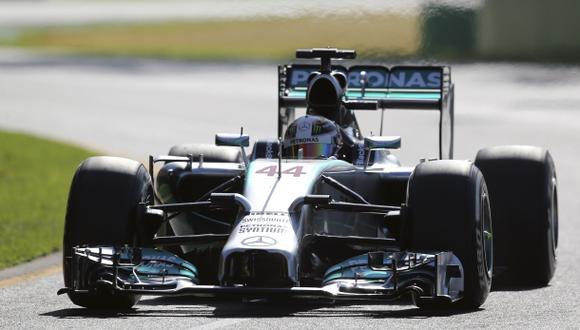 Fórmula 1: estos fueron los pilotos más rápidos en prácticas