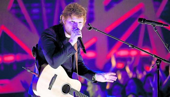 Ed Sheeran: el monarca de la buena onda