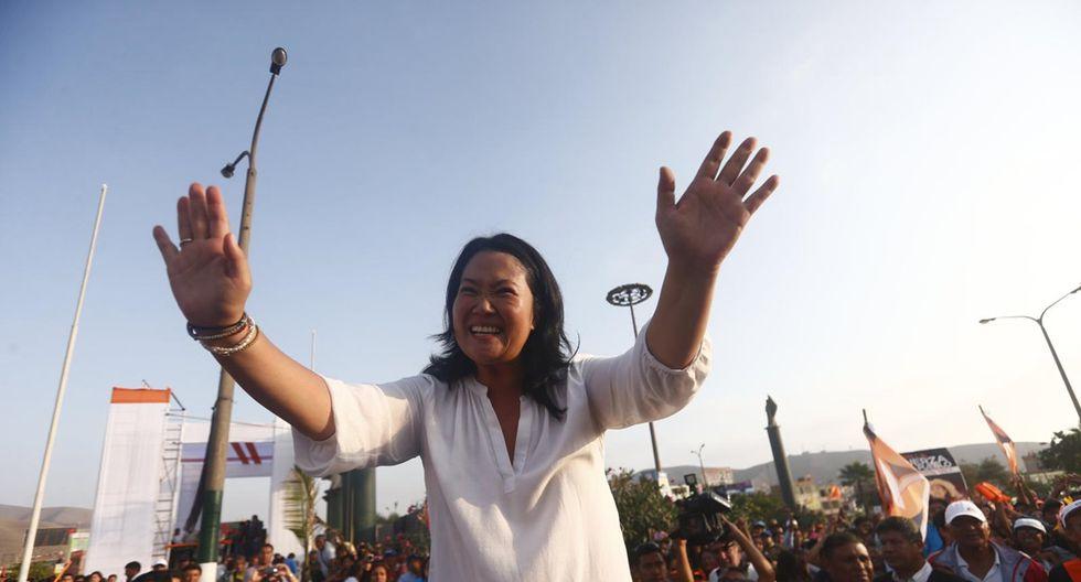 Con el proceso del 2020 a la vuelta de la esquina, las fichas de Fuerza Popular se moverán al ritmo del papel que juegue su lideresa Keiko Fujimori. (Foto GEC)