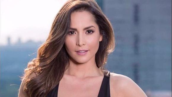 Carmen Villalobos es la famosa estrella que ha decidido cambiar su estilo de vida en cuanto a su alimentación (Foto: Instagram)
