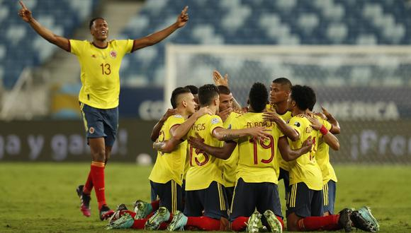 Perú vs. Colombia: las bajas del 'Tricolor' para enfrentar a la Blanquirroja. (Foto: AP)