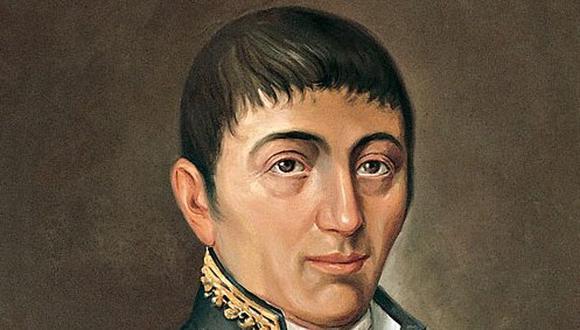 Hipólito Unanue fue fundador de la escuela de medicina de San Fernando, hoy Facultad de Medicina de San Marcos.