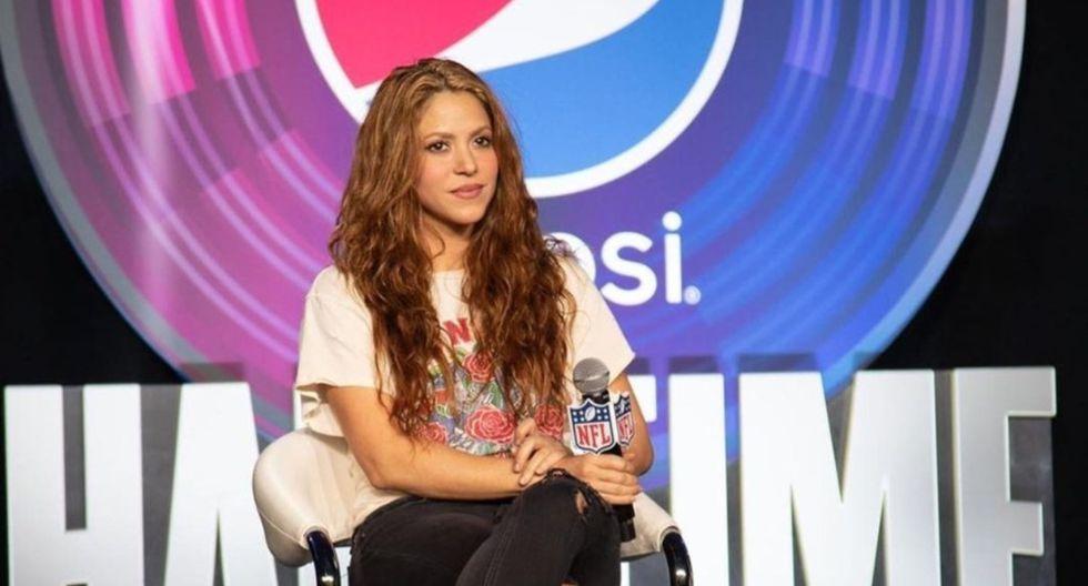 Shakira celebró su cumpleaños en el Super Bowl 2020  (Foto: Instagram)