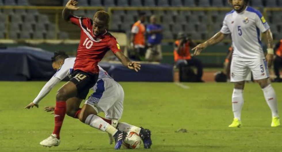 Trinidad y Tobago venció 1-0 a Panamá por fecha 3 de Concacaf