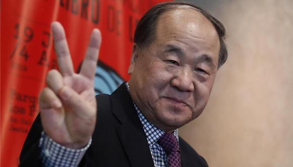 Mo Yan, Nobel de Literatura 2012, es el invitado de honor de la FIL 2019. (Foto: GEC)