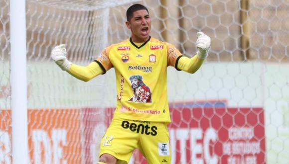 Ángel Zamudio contó que revisó sus apuntes para la tanda de penales. (Foto: @LigaFutProf)