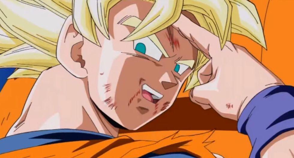 Como Cell no desea perder la pelea, decide estallar y destruir la Tierra en el proceso. Como no hay lugar al que escapar, Gokú usa su teletransportación para sacarlo de la Tierra. Muere en el proceso. (Fuente: Toei Animation)