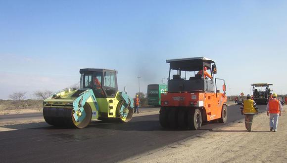 La Autopista del Sol recibió la aprobación de la expropiación del área de los inmuebles afectados por la ejecución de la obra. (Foto: GEC)