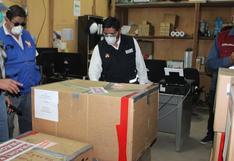 Tacna: Diresa exige a Minsa que instale 15 ventiladores almacenados en la región