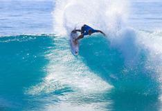 Alonso Correa y la importancia del 9° lugar en el US Open de surf