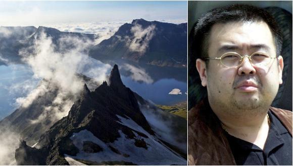 La leyenda del volcán que explicaría asesinato de Kim Jong-nam