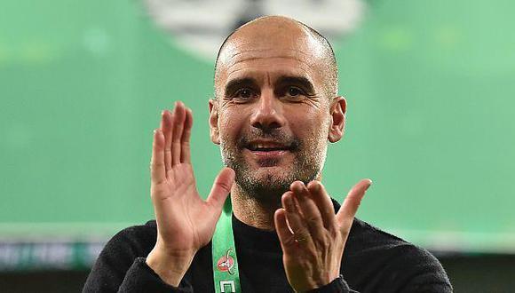 Guardiola sigue alargando su leyenda como uno de los técnicos más exitosos de la historia del fútbol. (Foto: AP)