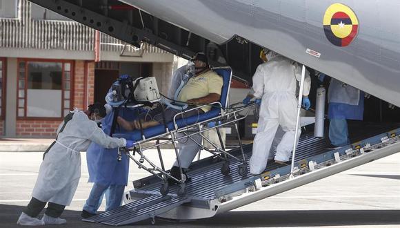 Coronavirus en Colombia | Últimas noticias | Último minuto: reporte de infectados y muertos hoy, martes 13 de abril del 2021 | Covid-19 | (Foto: EFE/ Luis Eduardo Noriega A.).