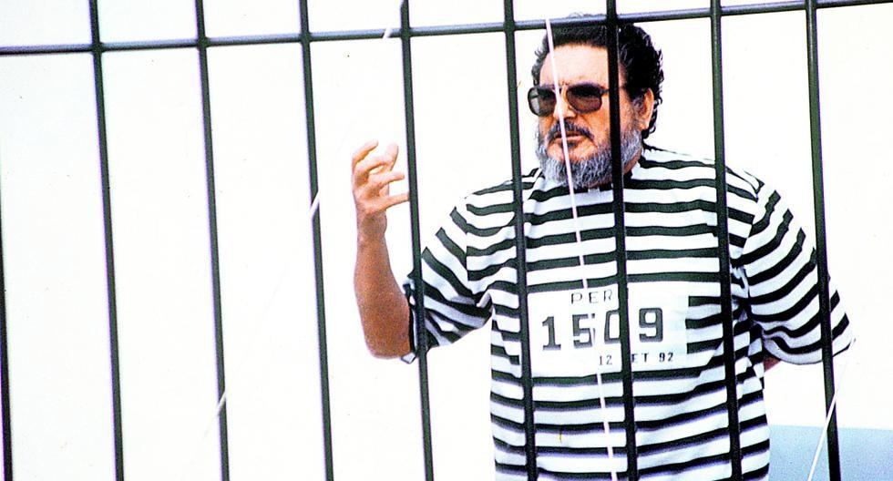 Abimael Guzmán fue capturado el 12 de setiembre de 1992. Este sábado, murió en la Base Naval del Callao, donde cumplía cadena perpetua. (photo.gec)
