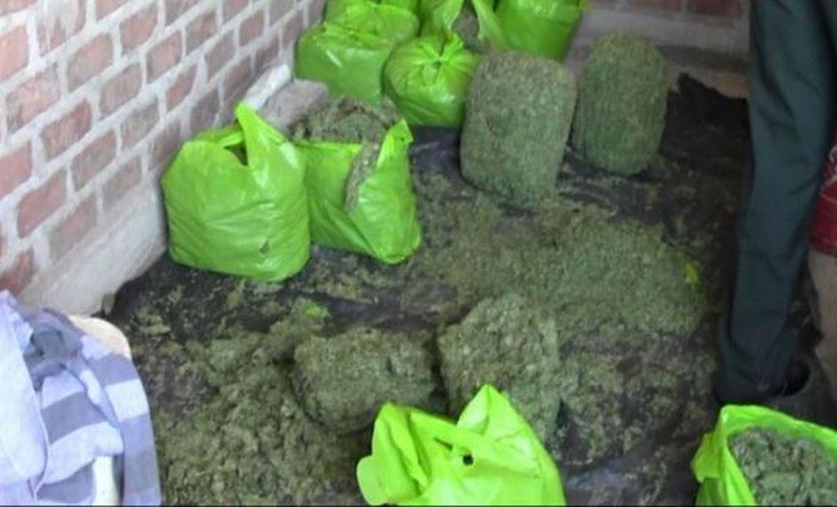 Áncash: dictan 15 y 21 años de cárcel para vendedores de droga