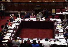 Comisión Permanente del Congreso sesionará este miércoles 12 de febrero