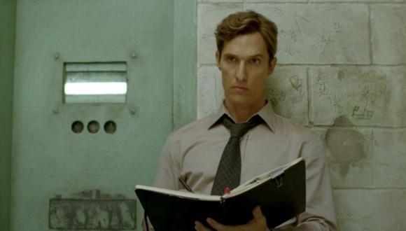 Cinco cosas que no sabías de Matthew McConaughey en TV